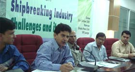 National conference on ship breaking