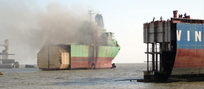 shipbreaking in bangladesh